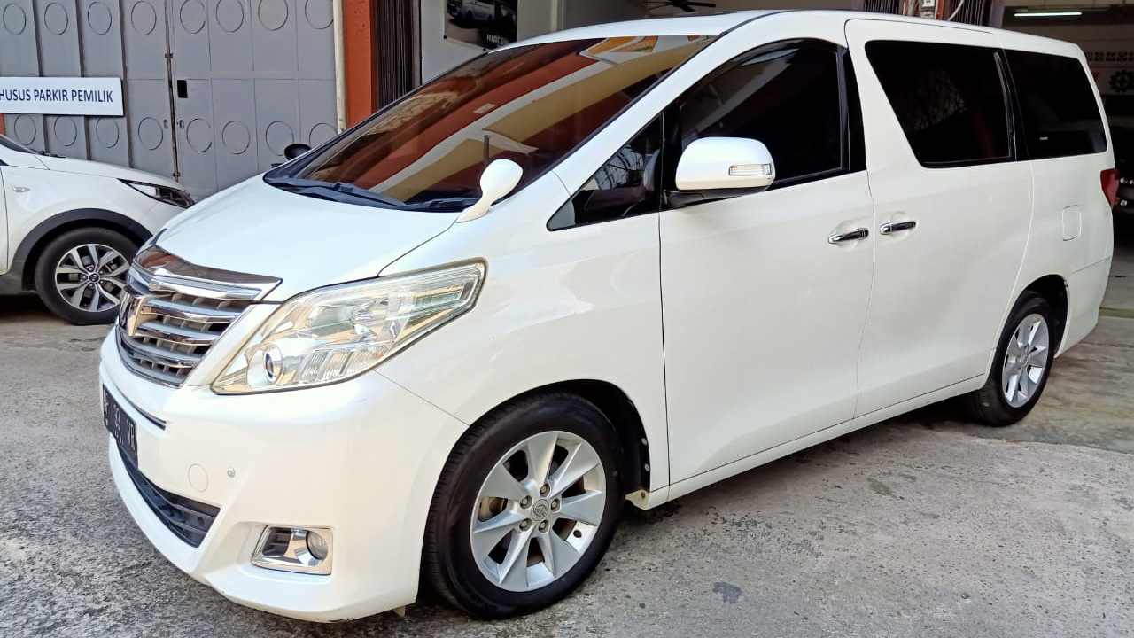 Sewa Mobil di Batam | Sewa Mobil Alphard di Batam