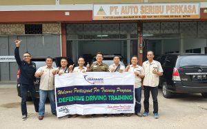 "Pengemudi Auto 1000 Mengikuti Training ""Defensive Driving Training"""